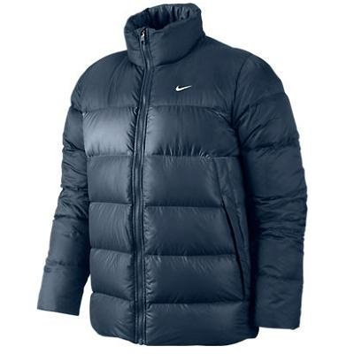 419008 449|Nike Basic Down Jacket L. Midnight|L