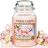 Yankee Candle Housewarmer Jar (Cherry Blossom) - Medium (14.5 oz)
