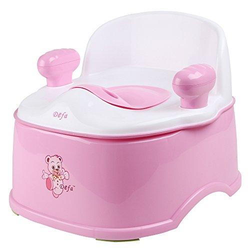 Generic Baby Smart Potty-Pink