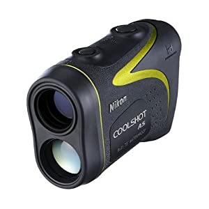 Nikon COOLSHOT AS Laser Rangefinder by Nikon