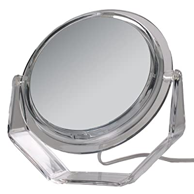 Best Cheap Deal for Zadro 5X Swivel Base Lighted Vanity Mirror by Zadro - Free 2 Day Shipping Available