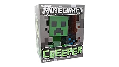 Minecraft Creeper Vinyl from JINX