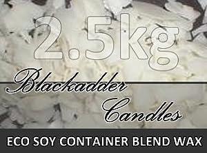 EcoSoy Soy Wax Flakes 2.5kg