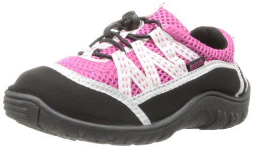 Northside Brille Water Shoe (Little Kid/Big Kid),Fuchsia,3 M US Little Kid (Water Shoes Girls compare prices)