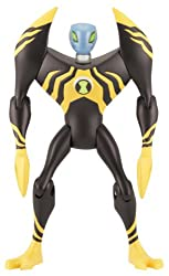 Ben 10 Lodestar 4 Articulated Alien Figure