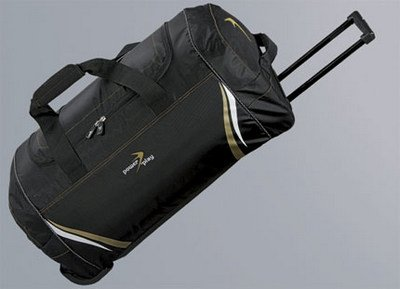 Powerplay Trolley Performance schwarz Gr.UNI