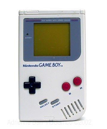 Game Boy Classic en Boite & Notice