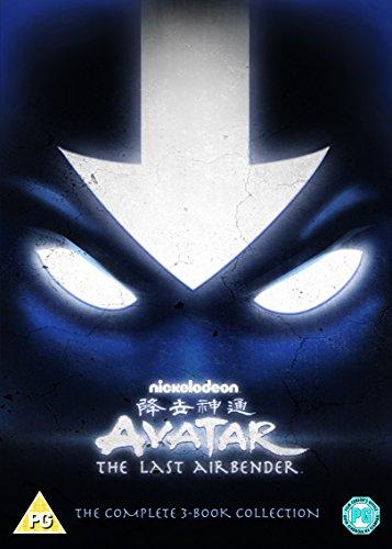 Avatar: the Last Airbender [Edizione: Regno Unito]
