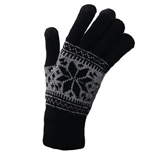 ladies-chunky-knitted-winter-warm-thermal-touch-screen-ipad-iphone-smart-phone-glove-black