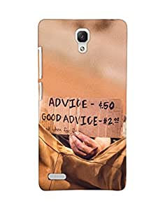 Mobifry Back case cover for Xiaomi Redmi Note 4G Mobile (Printed design)