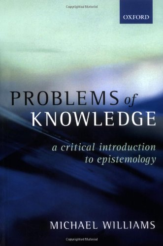 Problems of Knowledge: A Critical Introduction to Epistemology
