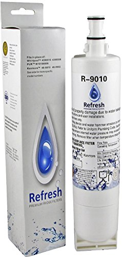 Kenmore 46-9010 Water Filter Replacement - Kenmore Water Filters for Refrigerator