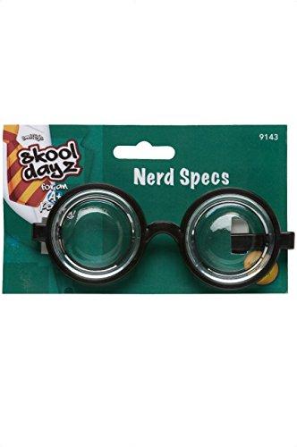 nerdbrille-schwarz-one-size