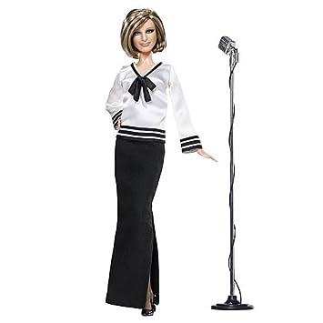 Barbie Collector # N6574 Barbra Streisand