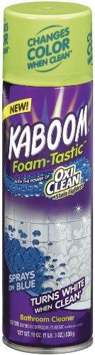 Kaboom Foamtastic With Oxi- Clean Citrus Scent Can 19 Oz udalix oxi ulltra где купить екатеринбург