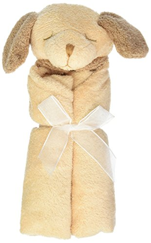 Angel Dear Blankie, Brown Puppy front-481185