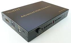 ViewHD 3D HDMI 4x2 Matrix with HiFi SPDIF Audio Output