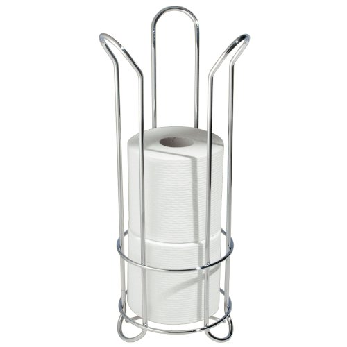 Accesorios De Baño Interdesign:Toilet Paper Reserve Holder