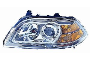 TYC NSF Left Side Headlight Lamp Assembly for Acura MDX 2007-2009