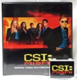 CSI: Miami Series 2 - Trading Card Binder and 72-Card Base Set