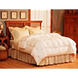 Pacific Coast® Light Warmth Comforter Queen 88x90 Inch 28oz