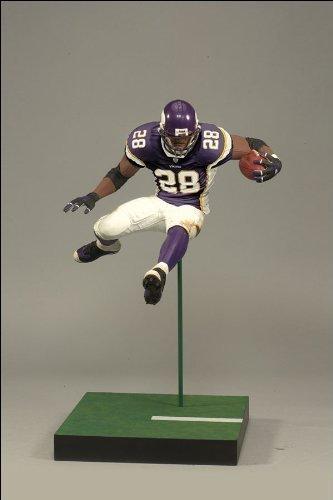 Mcfarlane Toys Mcfarlane Minnesota Vikings Adrian Peterson Series 22 Action Figure by NFL