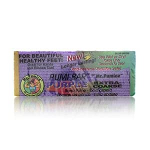 Mr. Pumice Pumi Bar Purple - 1 Pumice Bar