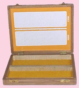 SEOH-Microscope-Slide-Box-Wooden-100-Microscope-Slides