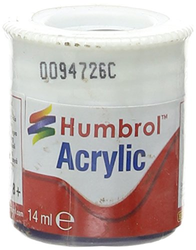 Humbrol Acrylic, Service Brown Gloss - 1