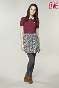 L!VE School Book Print Skirt