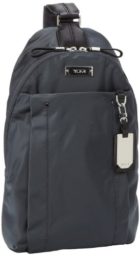 Tumi Luggage Voyaguer Brive Sling Backpack, Slate Grey, Medium