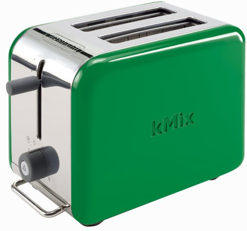 DeLonghi Kmix 2-Slice Toaster, Green (Delonghi Toaster Oven Tray compare prices)