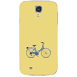 Skin4gadgets Cycle, Color - Khaki Phone Skin for SAMSUNG GALAXY S4 (I9500)