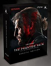 メタルギアソリッドV ファントムペイン SPECIAL EDITION Amazon.co.jp限定特典DLC付