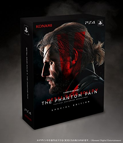 METAL GEAR SOLID V: THE PHANTOM PAIN SPECI...[PS4]