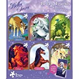 Bella and Friends 6 Puzzle Value Pack