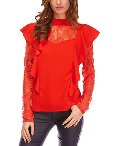 Romantik Paris Blusa Jazz
