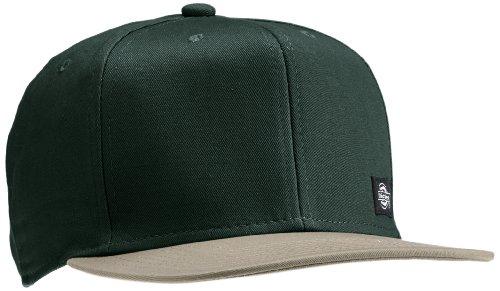 Dickies - Cap Montana, Paraorecchie Uomo, Verde (Hunter Green), Taglia unica (Taglia Produttore: One Size)