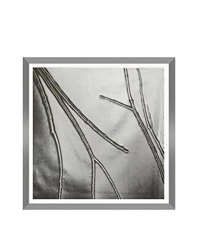 Aviva Stanoff Willow Hand-Pressed on Cobble Velvet Artwork