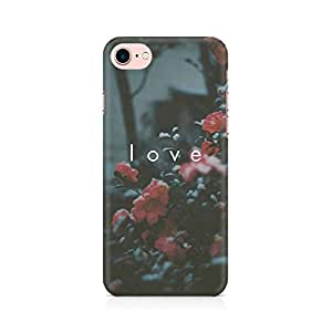 MOTIVATE BOX Faded Love Premium Printed Mobile Back Case Cover For Apple iPhone 7