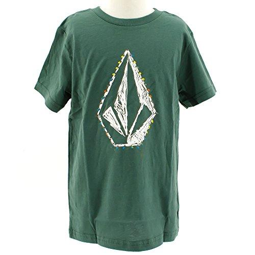 (ボルコム) VOLCOM キッズ半袖Tシャツ Lit Up リットアップ Y3541433 JNG M-120
