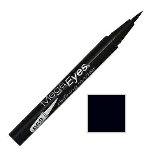 ウェットアンドワイルド Mega Eyes Defining Marker Blackest Black