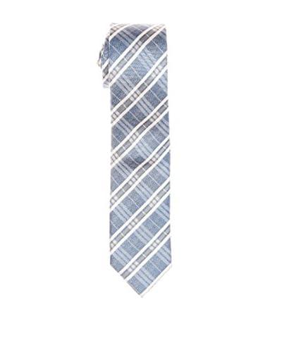 Cortefiel Cravatta Seta [Blu Chiaro]