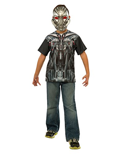 Rubie's Costume Avengers 2 Age of Ultron Child's Ultron T-Shirt and Mask