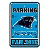 NFL Carolina Panthers Plastic Parking Sign Amazon.com