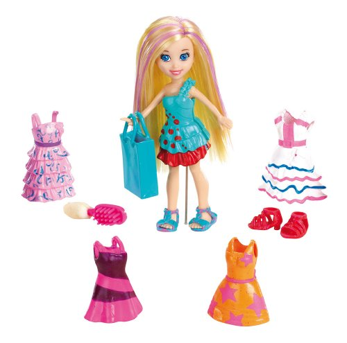 Polly Pocket Color Change Fashion Pack Amazon.com