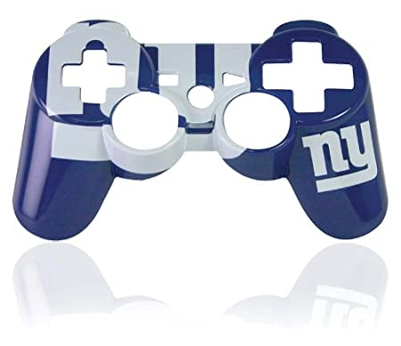 PS3 Official NFL NY Giants Controller Faceplate