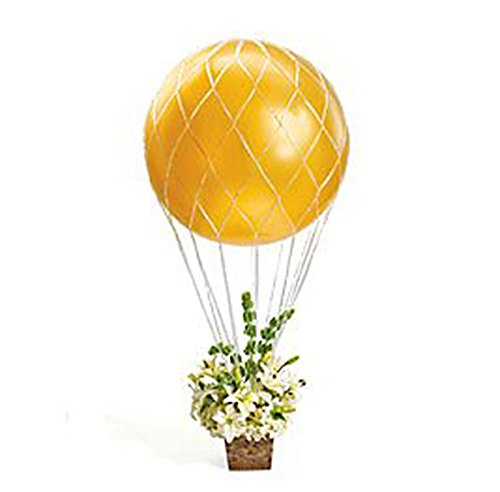 Loftus Hot Air Balloon Net for 3' Balloons - 1