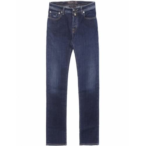 <strong>Jacob Cohen Slim Fit Comfort <strong>Jeans Navy