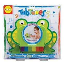 ALEX TOYS TUB TUNES WATER PIANO